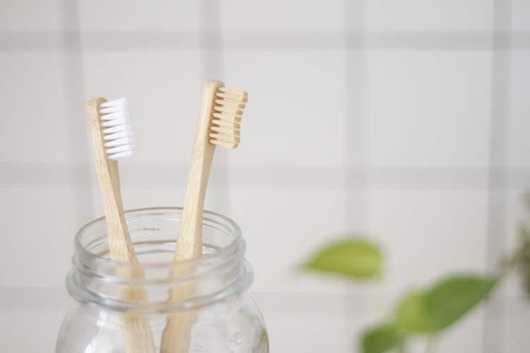 Take care of toothbrush and cleaning