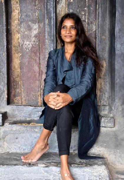 Fashion Designer Vaishali Shadhangule becomes the first Indian Female Designer to showcase at Paris Haute Couture Week