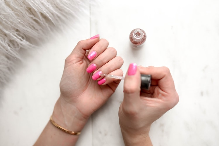 Make your own nail paints