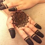 6 Mehndi Designs Which You Can Make Quickly When Running Out Of Time