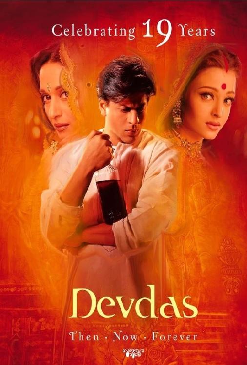 Celebrating 19 years of Devdas