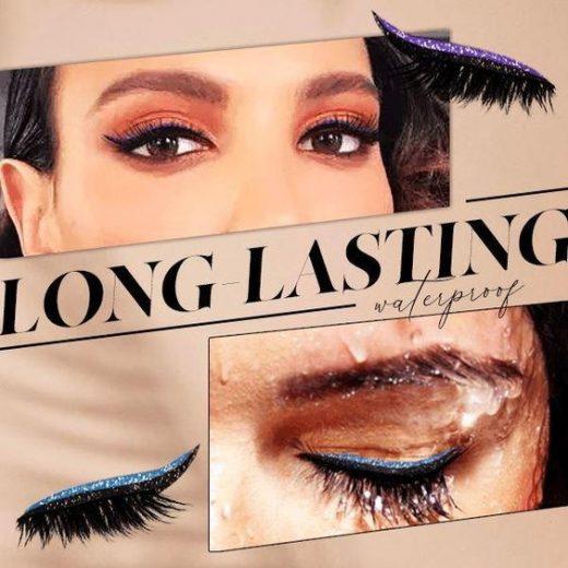 Eye liner stickers