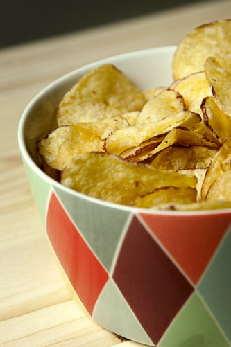 Healthy homemade vegetable and fruit chips recipes