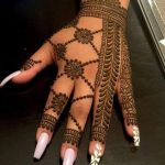 4 Heena Designs Which You Can Quickly Make Yourself