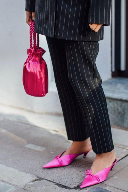 Kitten heels to make striking appearance