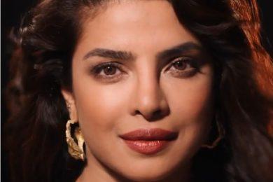 Priyanka Chopra is global ambassador for beauty brand Max Factor