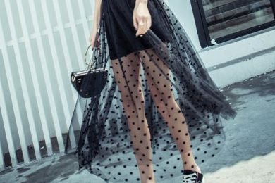 5 Ways To Revamp Your Attire With Tulle Or A net
