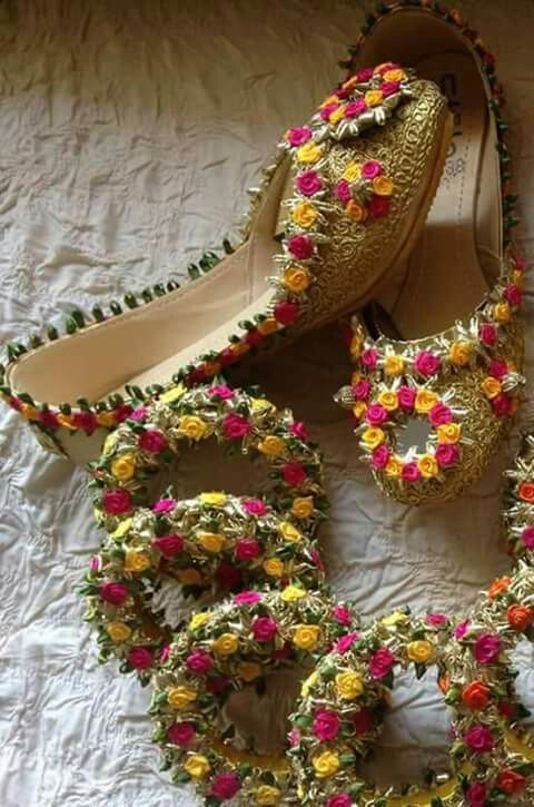 Revamp the look of your Jutti's