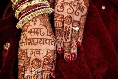 """Sada Saubhagyavati bhavya"", Say It In Style With These Pretty Ideas For Your Bridal Wear"