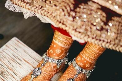 Silver Payal Designs For The Brides To Be