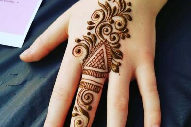 5 Simple Yet Unique Mehndi Designs To Try Now