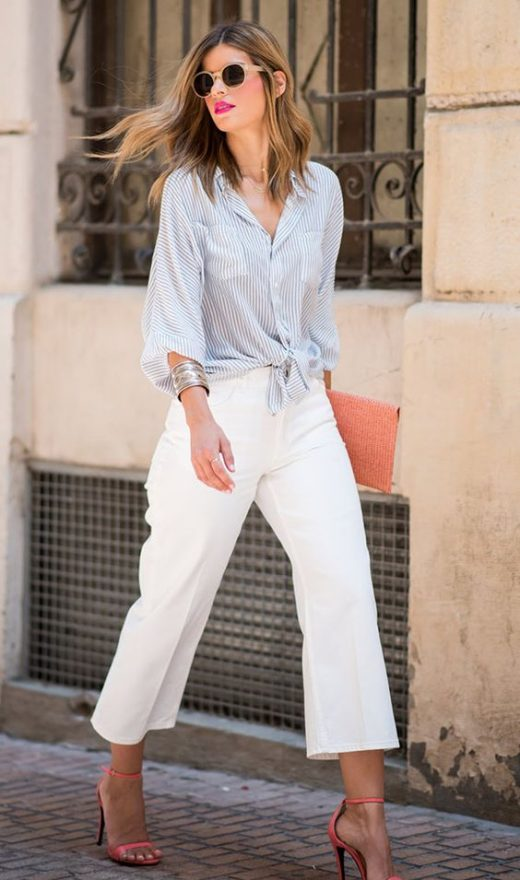 Style tips to look smarter in top and bottoms
