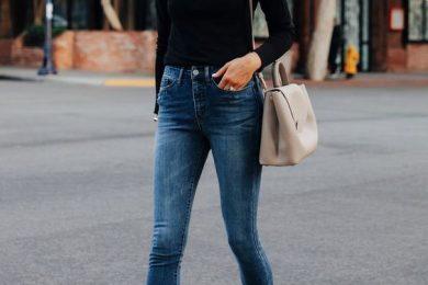 5 Classic Ways To Wear Your Dark Blue Denim