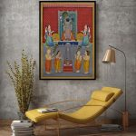 4 Ways To Decorate Walls With Divine Paintings