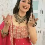 Madhuri Dixit Nene Wishes Happy Janmashtami With A Dance Video