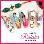 5 Nail Art Designs For RakshaBandhan