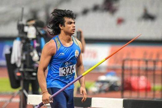 Neeraj Chopra wins gold at Tokyo Olympics 2020