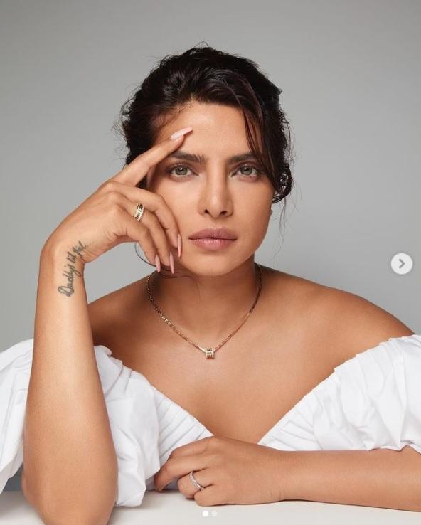 Priyanka Chopra appointed as global ambassador for luxury brand Bvlgari