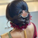 6 Ways To Decorate Bun In A Half Done Style