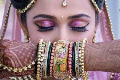 Bridal bindi designs-Threads-WeRIndia