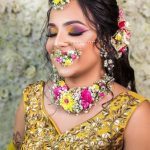 Rainbow Eye Makeup For The Indian Brides