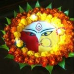 Pooja thali decor ideas with real flowers-Threads-WeRIndia