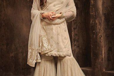 Sharara kurta designs-Threads-WeRIndia